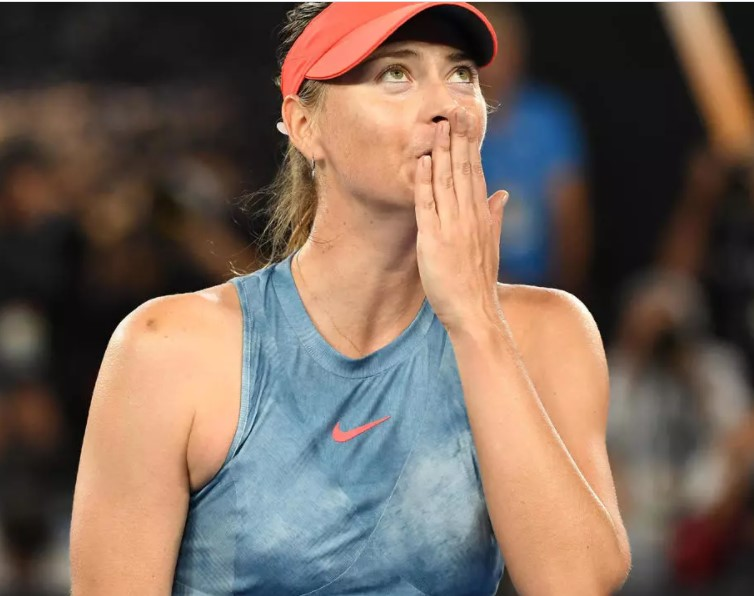 Maria Sharapova on Maria Sharapova Photo 1 2