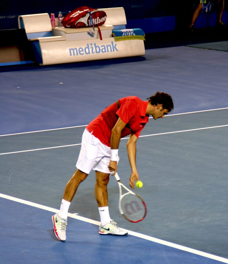 roger federer, tennis, tennispieler