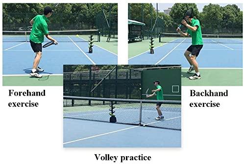 AnBt Tennis Ball Lightweight Serving Machine