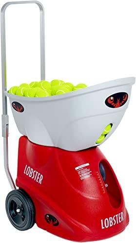 Lobster Sports Elite One Battery Tennis Ball Machine