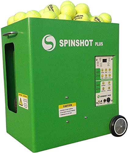 Spinshot Player Plus Tennis Ball Machine