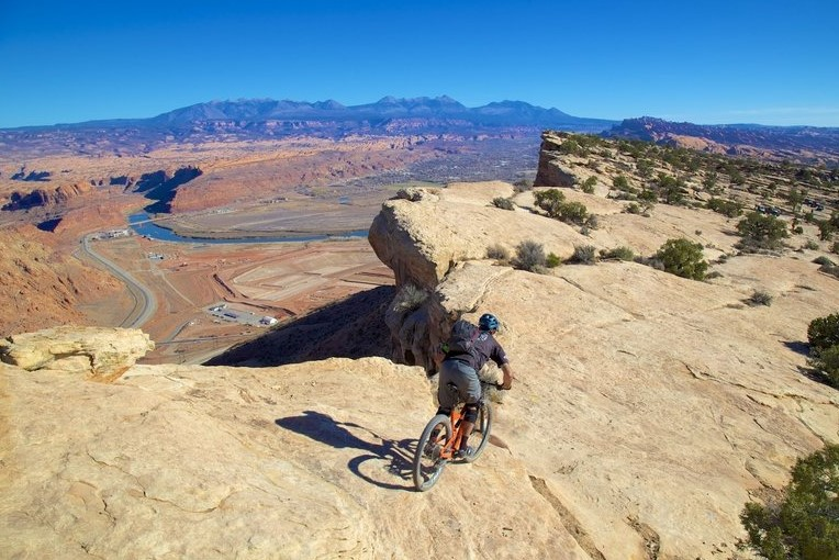 Poison Spider Mesa, Moab, Utah