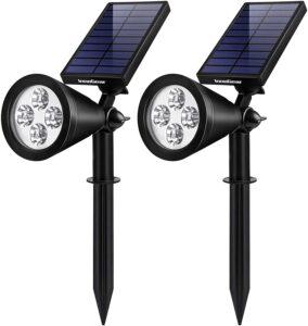 InnoGear Upgraded Solar Lights