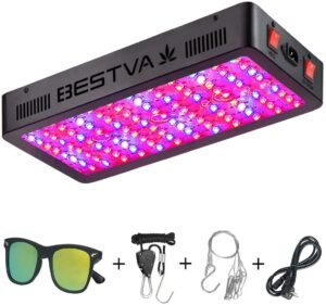 BESTVA LED Grow Light Full Spectrum