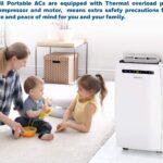 Honeywell MN10CESWW 10,000 BTU Portable Air Conditioner