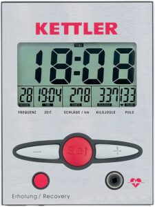 Kettler Favorit Rowing Machine