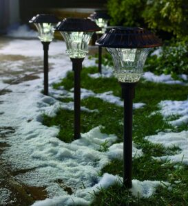 Plow and Hearth Solar Light
