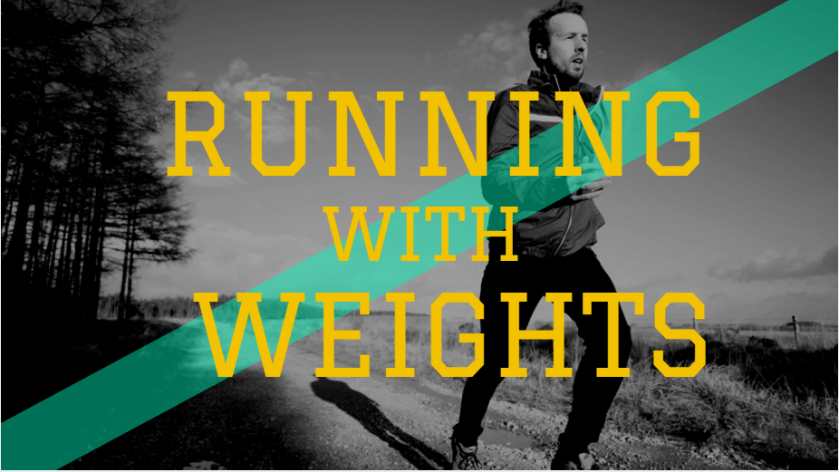 Should You Go Running With Weights
