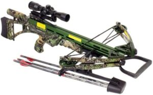 Carbon Express Covert SLS 4X32 Crossbow Package