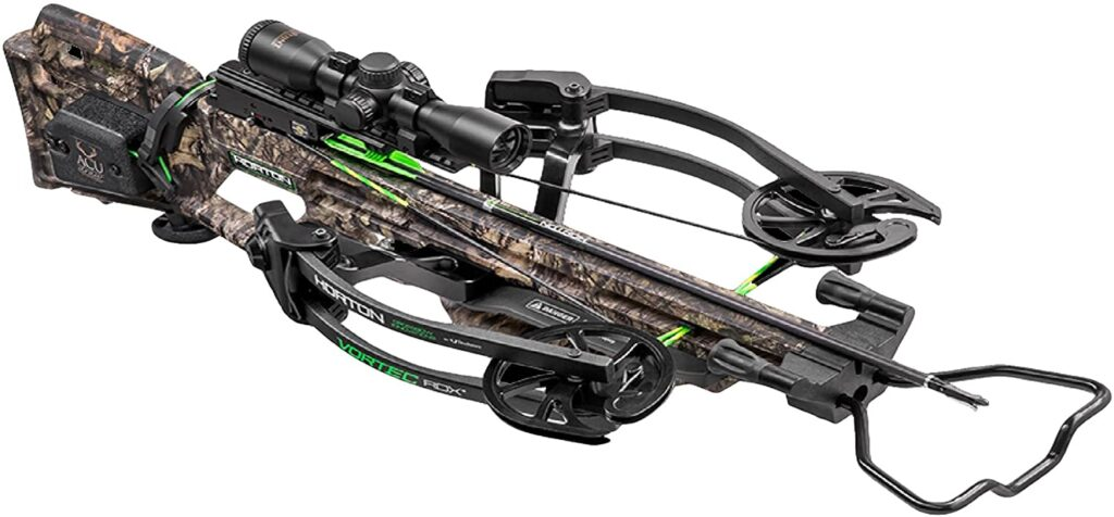 Horton Vortec RDX Crossbow Review