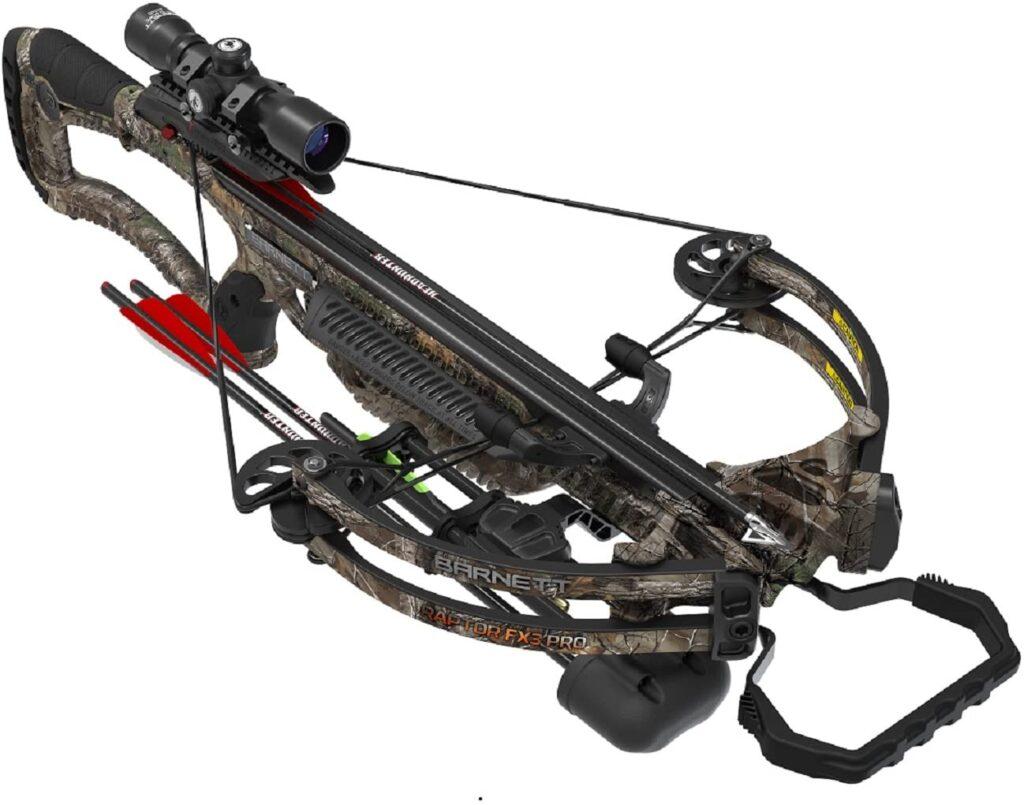 Barnett Raptor FX3 Pro Crossbow Review
