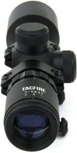 TacFire 3-9×42 Crossbow Scope