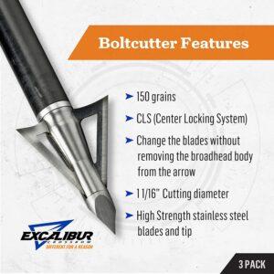 Excalibur Boltcutter