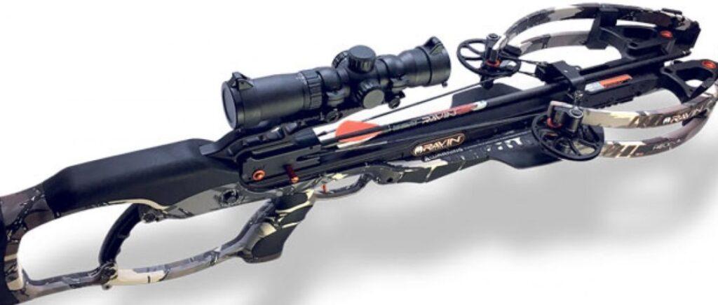 Ravin R9 Predator Camo Crossbow Review