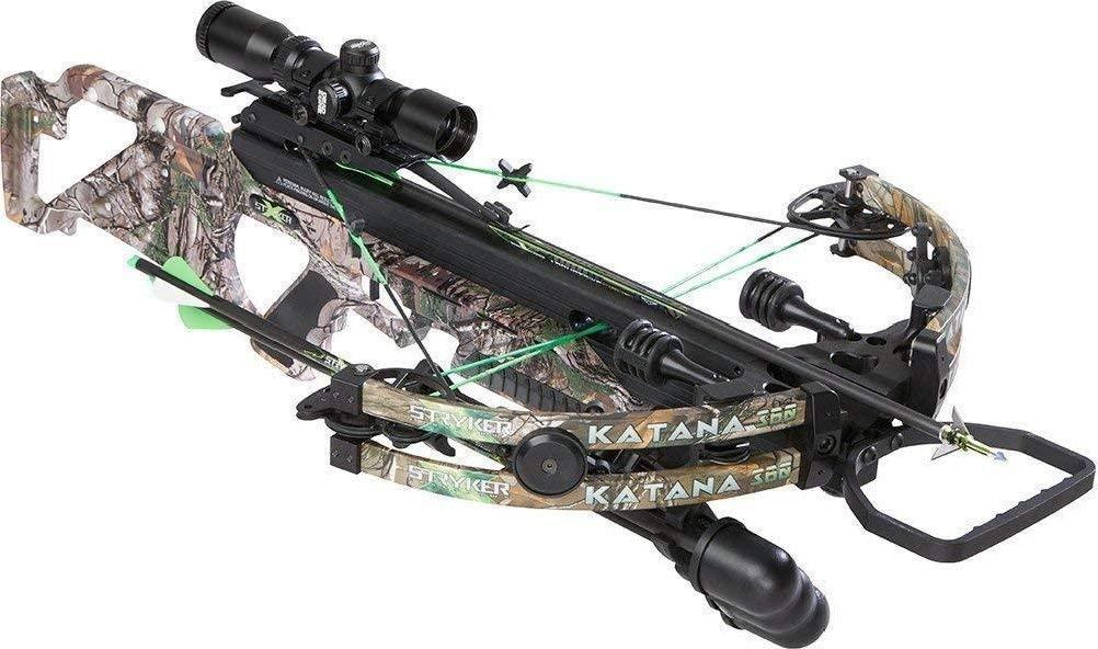 Stryker Katana 360 Crossbow Review