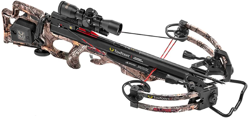 TenPoint Carbon Phantom RCX Crossbow Review