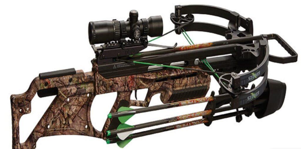 Stryker Katana 385 Crossbow Review