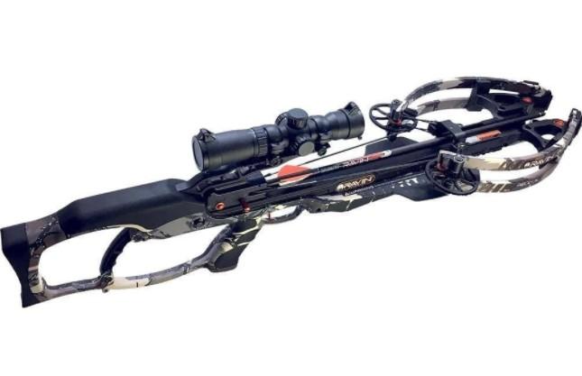 Ravin R15 Predator Camo Crossbow Review